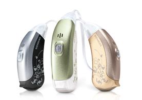 Siemens Pure hearing aid