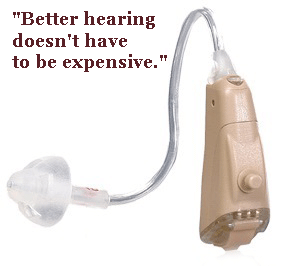 Inexpensive Hearing Aids - Denver